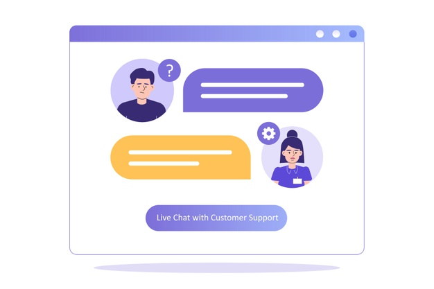 Live chat requirements