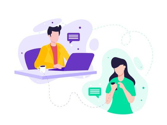 Customer Service Through WhatsApp