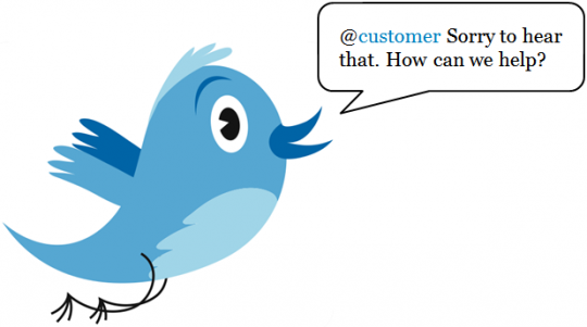 Five ways to improve customer experience through social media