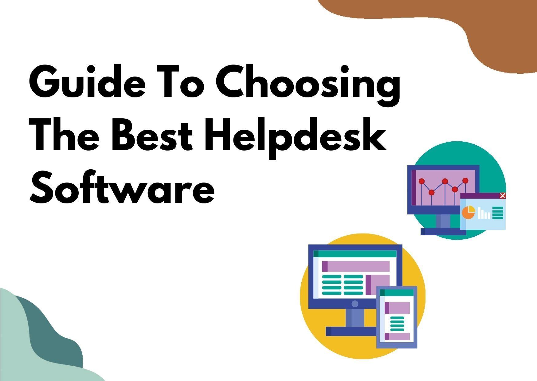 best helpdesk software