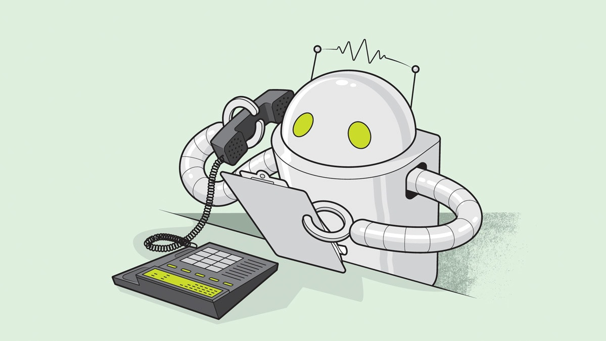 Top five benefits of investing in robo call
