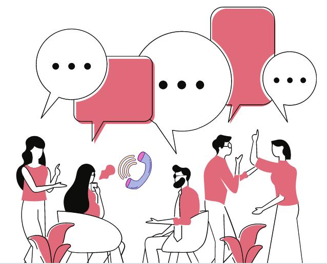 voice vs non-voice support
