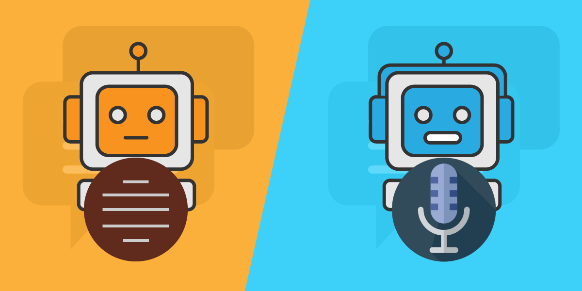 Voicebot vs Chatbot