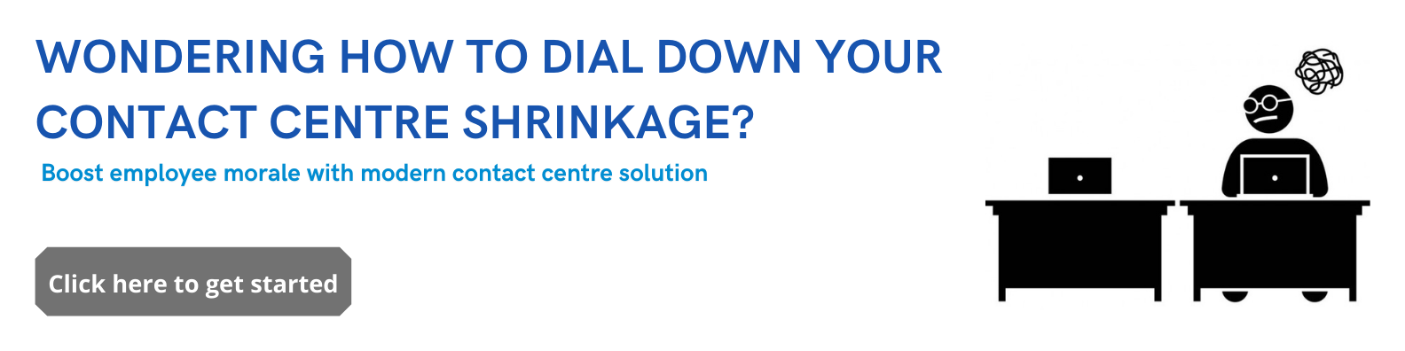 How to address call center shrinkage